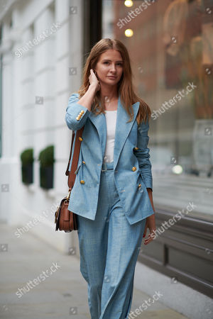 Millie Mackintosh wearing Polo Ralph Lauren