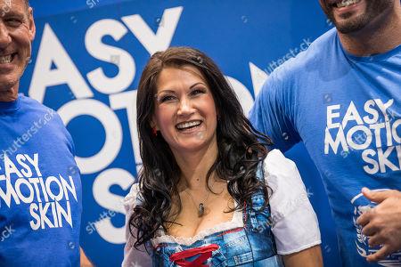 Stock Picture of Sandra Stumptner ( Antonia aus Tirol )