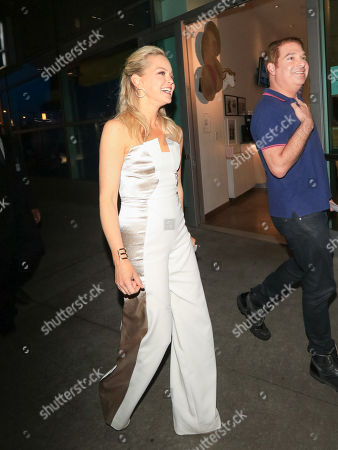 Stock Picture of Marisa Coughlan and Joel Michaely