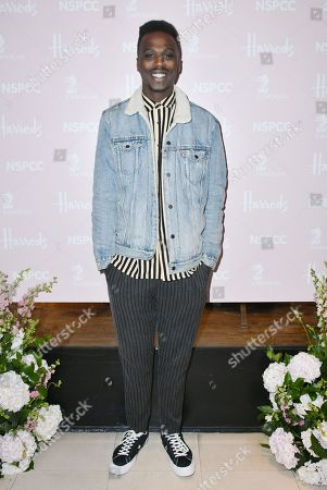 Editorial image of Fashion Re-told pop-up launch party, London, UK - 12 Apr 2018