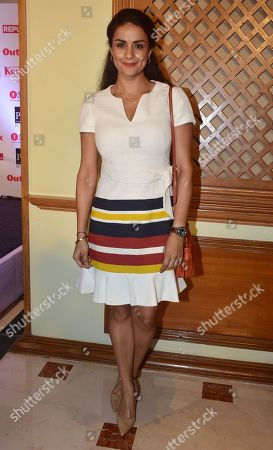 Stock Picture of Gul Panag