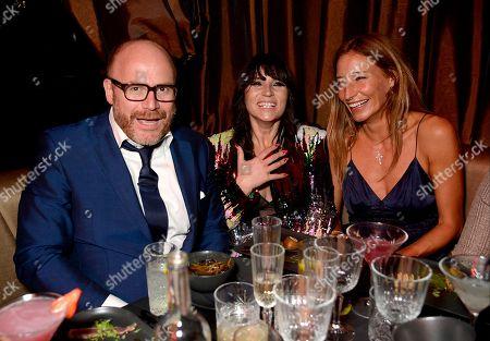 Alex Proud, Grace Woodward with Sarah Murray