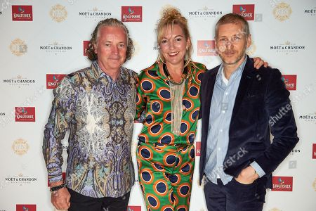 Adrian White, Jori White and Charming Baker
