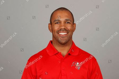 Stock Picture of This is a 2017 photo of Anthony Perkins of the Tampa Bay Buccaneers NFL football team. This image reflects the Tampa Bay Buccaneers active roster as of Wednesday, May 17, 2017 when this image was taken. (AP Photo)