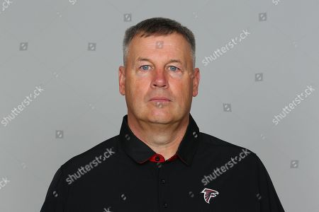 This is a 2017 photo of Dave Brock of the Atlanta Falcons NFL football team. This image reflects the Atlanta Falcons active roster as of Monday, June 12, 2017 when this image was taken. (AP Photo)