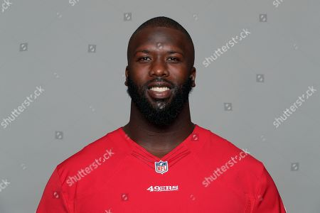 Stock Photo of This is a 2017 photo of Quinton Dial of the San Francisco 49ers NFL football team. This image reflects the San Francisco 49ers active roster as of Thursday, May 4, 2017 when this image was taken. (AP Photo)