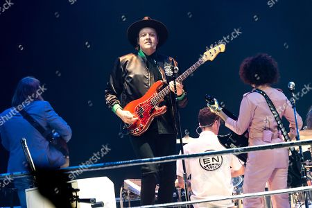 Arcade Fire - Win Butler, Régine Chassagne, Tim Kingsbury, Jeremy Gara