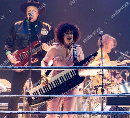 Arcade Fire - Win Butler, Régine Chassagne, Richard Reed Parry