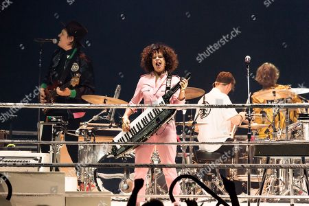 Arcade Fire - Win Butler, Régine Chassagne, Richard Reed Parry, Jeremy Gara
