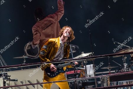 Arcade Fire - William Butler, Richard Reed Parry