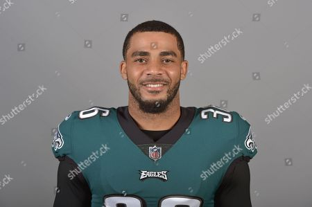 This is a 2017 photo of Dwayne Gratz of the Philadelphia Eagles NFL football team. This image reflects the Philadelphia Eagles active roster as of Thursday, June 1, 2017 when this image was taken. (AP Photo)