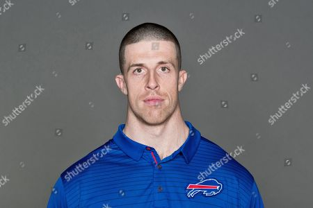 This is a 2017 photo of Will Greenberg of the Buffalo Bills NFL football team. This image reflects the Buffalo Bills active roster as of Thursday, April 27, 2017 when this image was taken. (AP Photo)