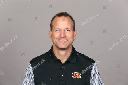 This is a 2017 photo of Jeff Friday of the Cincinnati Bengals NFL football team. This image reflects the Cincinnati Bengals active roster as of Thursday, May 4, 2017 when this image was taken. (AP Photo)