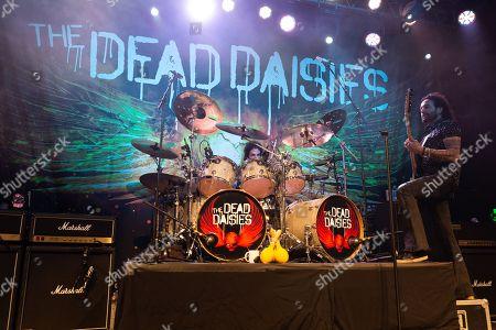 The Dead Daisies - Deen Castronovo, Marco Mendoza