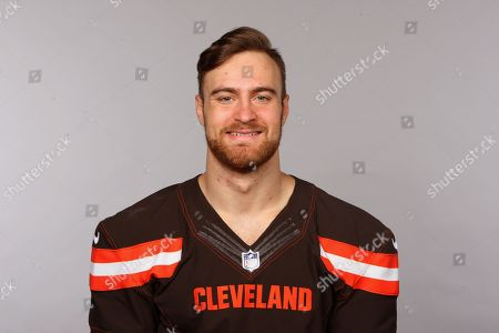 This is a 2017 photo of Justin Currie of the Cleveland Browns NFL football team. This image reflects the Cleveland Browns active roster as of Thursday, May 11, 2017 when this image was taken. (AP Photo)