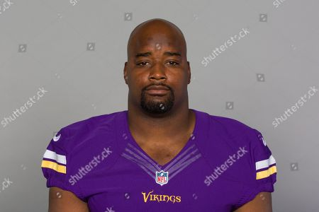 This is a 2017 photo of Datone Jones of the Minnesota Vikings NFL football team. This image reflects the Minnesota Vikings active roster as of Wednesday, April 26, 2017 when this image was taken. (AP Photo)