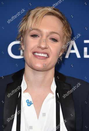 Editorial image of 29th Annual GLAAD Media Awards, Arrivals, Los Angeles, USA - 12 Apr 2018