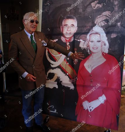 Editorial picture of The late Hungarian-American actress Zsa Zsa Gabor estate auction by Heritage, Bel Air, USA - 12 Apr 2018