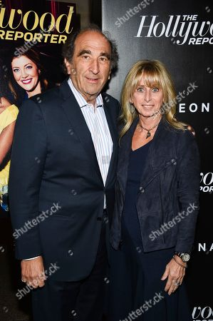 Stock Image of Andrew Lack, Bonnie Hammer