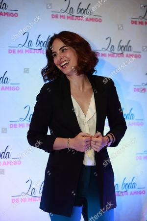 Stock Picture of Ana Serradilla