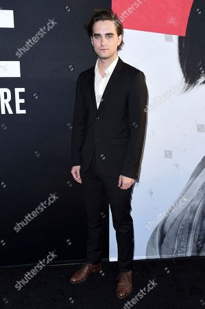 "Editorial image of LA Premiere of ""Truth or Dare"", Los Angeles, USA - 12 Apr 2018"