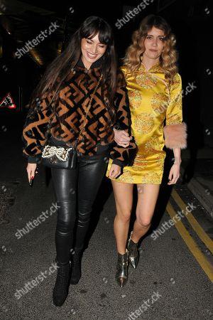Zara Martin and Whinnie Williams
