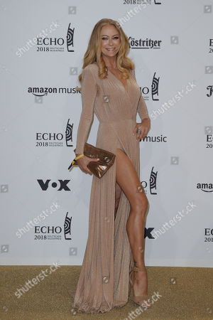 Editorial image of Echo Music Awards 2018 at the Messe Berlin, Berlin, Germany - 12 Apr 2018
