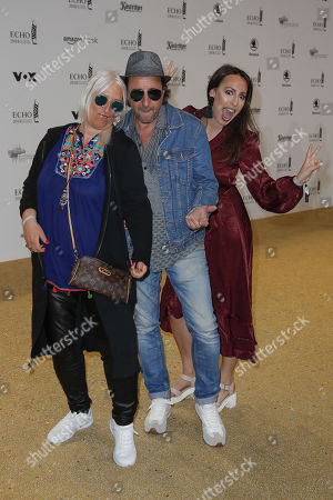 Editorial photo of Echo Music Awards 2018 at the Messe Berlin, Berlin, Germany - 12 Apr 2018