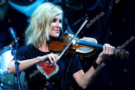 Stock Picture of The Dixie Chicks - Martie Maguire