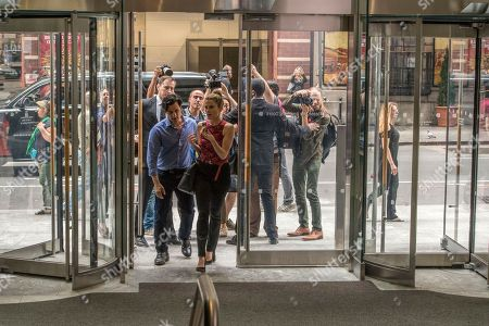 "Editorial image of ""Marvel's Jessica Jones"" (Season 2) TV Series - 2018"