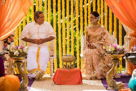 Darshan Jariwalla as Dr Ram Nair and Achint Kaur as Mala