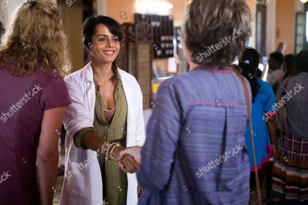 Amrita Acharia as Dr Ruby Walker