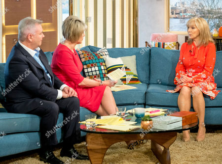 Editorial picture of 'This Morning' TV show, London, UK - 13 Apr 2018