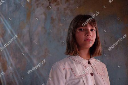 Olivia Lebedeva-Alexopoulou as Galini.