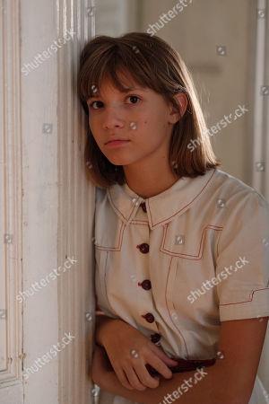 Stock Picture of Olivia Lebedeva-Alexopoulou as Galini.