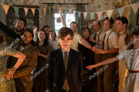 Editorial picture of 'The Durrells' TV Show, Series 3, Episode 6 UK  - Apr 2018