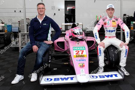 Ralf Schumacher, David Schumacher