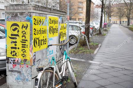 Editorial photo of Controversial Volksbühne director Chris Dercon resigns, Berlin, Germany - 13 Apr 2018