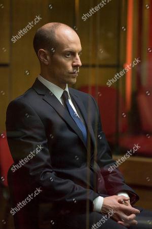 Stock Photo of (Ep 6) - Matthew Gravelle as Joe Miller.