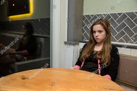 Hannah Rae as Daisy.