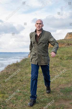 Editorial photo of 'Broadchurch' TV show, Series II, UK - 2015