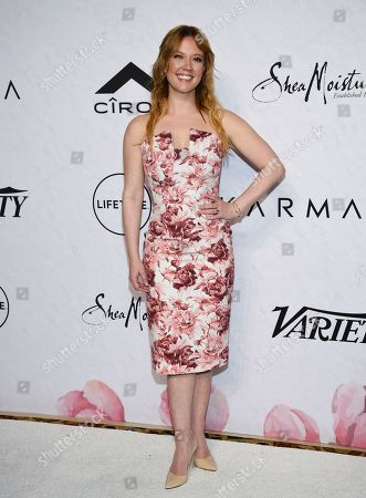Patti Murin attends Variety's Power of Women: New York event at Cipriani Wall Street, in New York