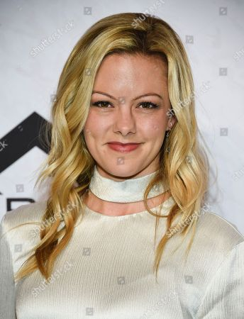 Kate Rockwell attends Variety's Power of Women: New York event at Cipriani Wall Street, in New York