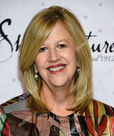 A+E Networks chairman Abbe Raven attends Variety's Power of Women: New York event at Cipriani Wall Street, in New York