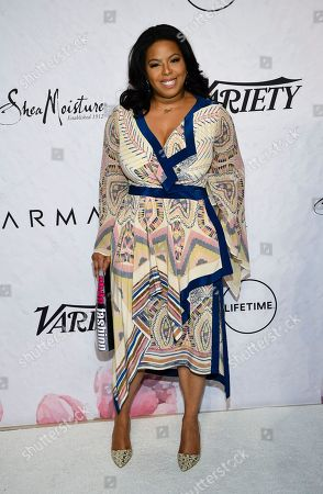 Combs Enterprises president Dia Simms attends Variety's Power of Women: New York event at Cipriani Wall Street, in New York