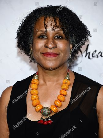 Michelle Byrd attends Variety's Power of Women: New York event at Cipriani Wall Street, in New York