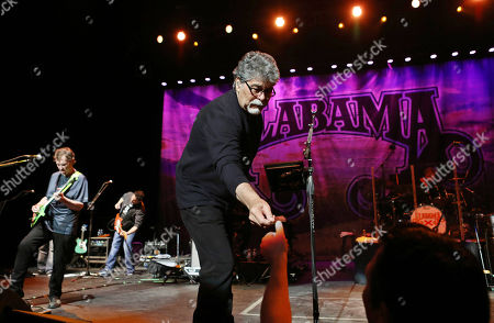 Randy Owen with Alabama performs at the Fabulous Fox Theatre, in Atlanta