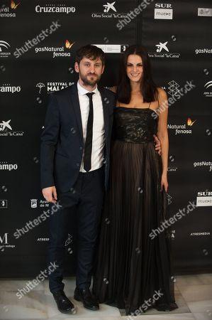 Raul Arevalo with Melina Matthews