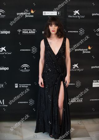 Editorial picture of Malaga Spanish Film Festival opening gala, Spain - 13 Apr 2018