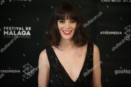 Editorial image of Malaga Spanish Film Festival opening gala, Spain - 13 Apr 2018